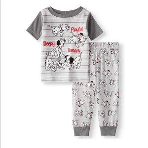 Bundle SALE 4/$30 NWT Disney Pajama 101 Dalmatians
